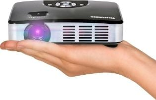 Telefunken DLP400 mini DLP LED-projector