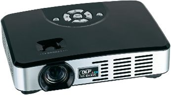 Telefunken DLP500 mini DLP LED-projector